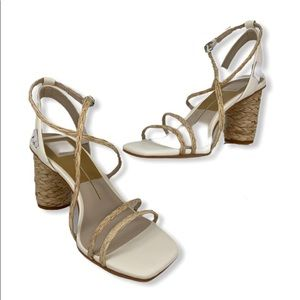 DOLCE VITA NEW Nico Straw Sandals